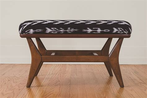 ikat ottoman coffee table hs collection ikat ottoman homestead seattle