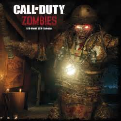 call of duty zombies calendars 2016 on europosters