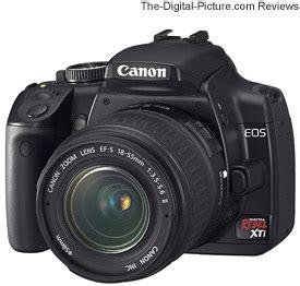 canon eos rebel xti / 400d review