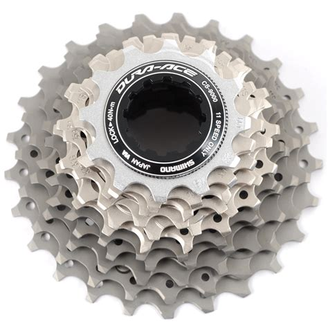 cs 9000 cassette shimano dura ace cs 9000 road bike 11 s cassette 11 25t