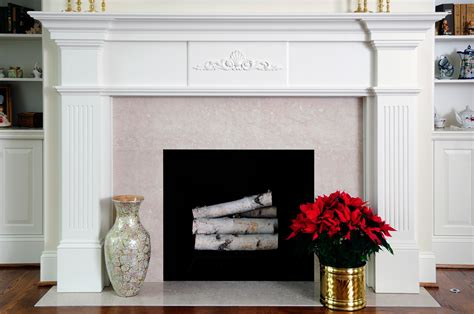 colonial fireplace mantel colonial white bookcases with mantle custom cabinetry by
