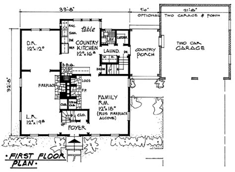 house plans with fireplace house plans central kitchen house design plans