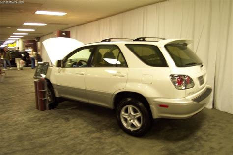 lexus rx 2002 2002 lexus rx 300 information and photos momentcar