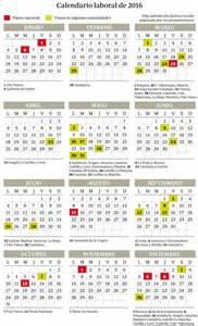 Calendario 2018 Fiestas Nacionales El Boe Publica El Calendario Laboral Oficial Con Ocho