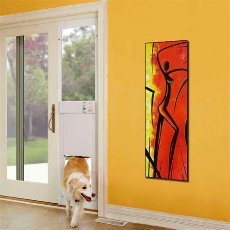 Patio Pet Door by Electronic Patio Door Icamblog