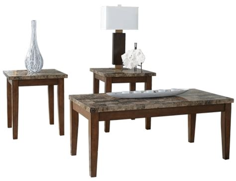 Living Room Occasional Tables Occasional Table Set By Furniture House Of Bedrooms
