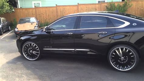 2014 impala on 24s 2014 chevy impala ltz impala forgiato part 2