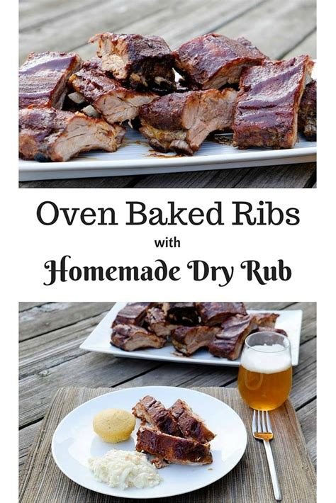 How Do You Bake A Rack Of Ribs by How To Make Oven Baked Ribs