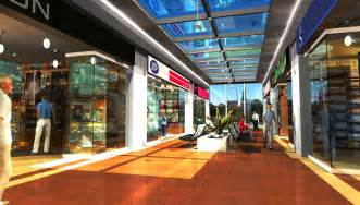 Mall Stores Shopping Mall Concept 1 Transform Architects
