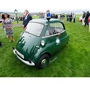 BMW Isetta Police Car 1