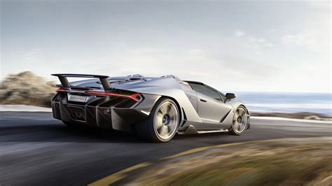 Cars Lamborghini 2017 Lamborghini Centenario Roadster 4 Wallpaper Hd Car