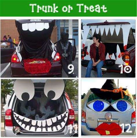 16 outrageous halloween pictures of decorated cars tip