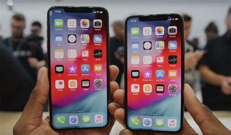 iphone xs max vs samsung galaxy note 9 the battle of flagships