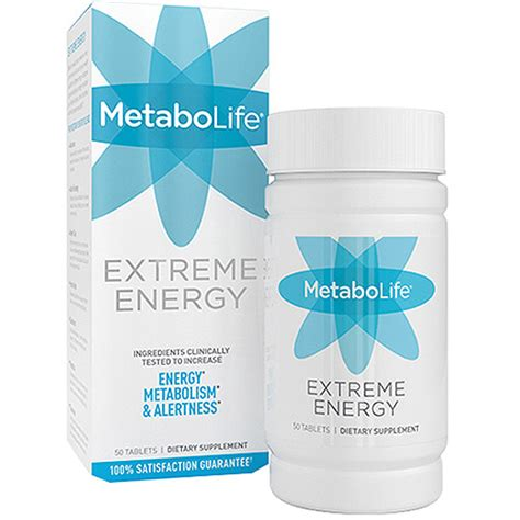 weight management 50 metabolife energy weight management 50 tablets