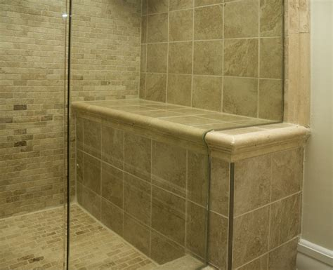 shower built in bench shower bench bathroom or laundry pinterest