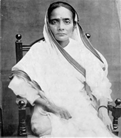 gandhi born year history and women kasturba gandhi 1869 1944
