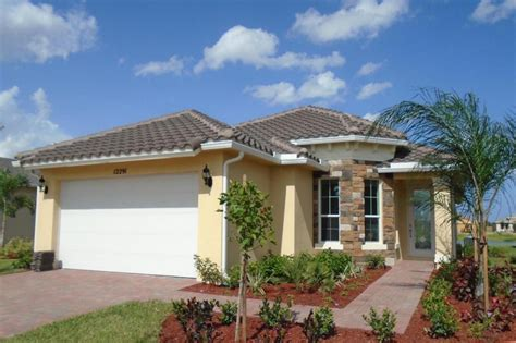 houses in port st lucie 55 plus new homes port st lucie