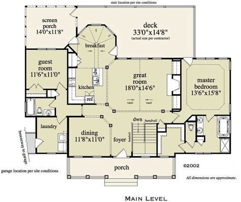 the oc house floor plan 4 bedroom 3 bath mountain house plan alp 0958