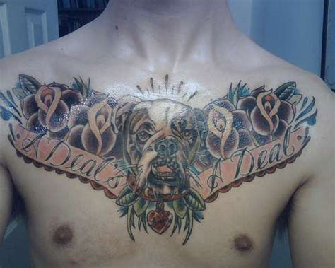 Awesome Chest Tattoos For Men Tattoo Ideas Pictures Awesome Chest Tattoos For Guys