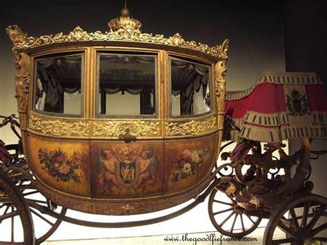 chaise cabriolet 1821 versailles carriages exhibition in arras cal 232 che landau