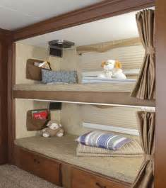 Motorhome Bunk Beds Class A Rv With Bunk Beds