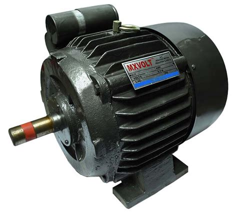 induction motor foot mounted mxvolt