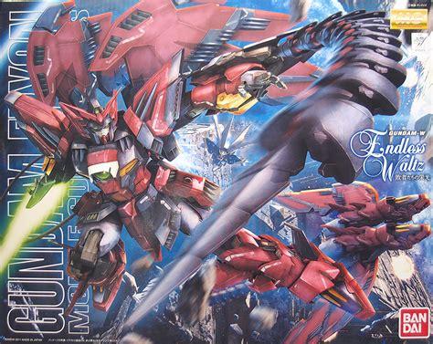 1 100 Mg Gundam Epyon Ew 1 100 Mg Oz 13ms Gundam Epyon Ew Ver Master Grade