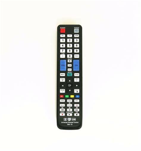 samsung universal remote control    samsung tv