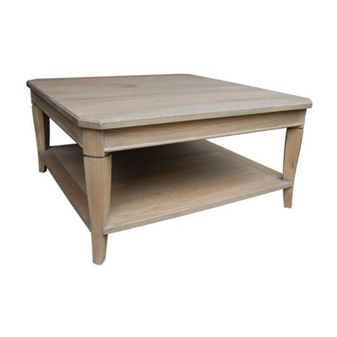 table basse carr 233 e en ch 234 ne