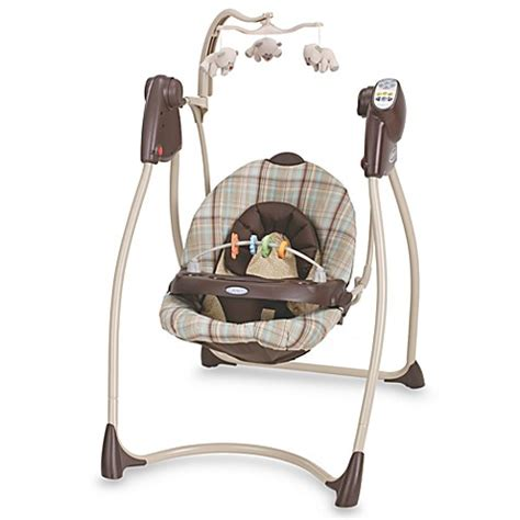 baby swings online lovin hug swing by graco 174 morgan bed bath beyond