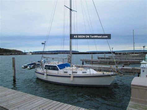 sailboats vancouver 1986 tayana vancouver