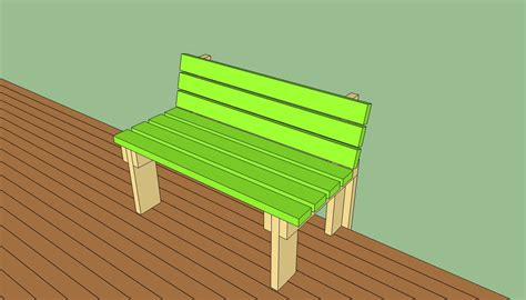 deck bench dimensions deck bench plans free howtospecialist how to build