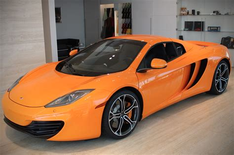 2013 Mclaren Mp4 12c by Used 2013 Mclaren Mp4 12c Spider Roslyn Ny