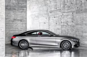 2015 mercedes s class coupe side view photo 8