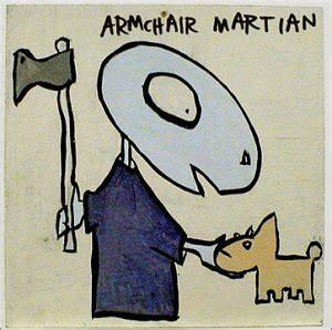 armchair martian armchair martian monsters always scream amazon com music