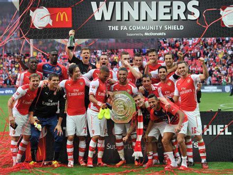 Poster Football Arsenal Fa15 premier league a team by team guide to 2014 15 season ndtv sports