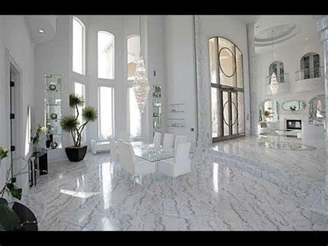tren warna granit ruang tamu rumah moderen minimalis youtube