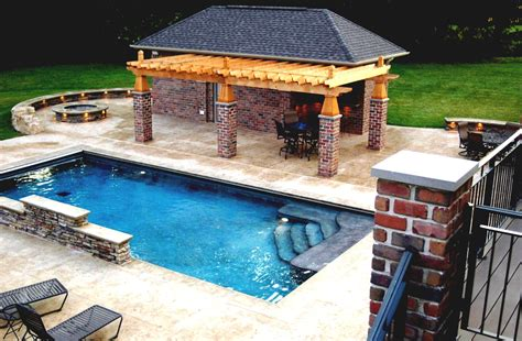 outdoor pool ideas outdoor pool and bar designs bring out the beauty with
