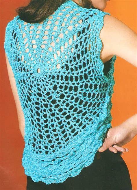 patrones de tejido gratis chaleco tejido en redondo patrones de tejido gratis principal