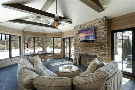 All Seasons Room by A Room For All Seasons Traditional Sunroom