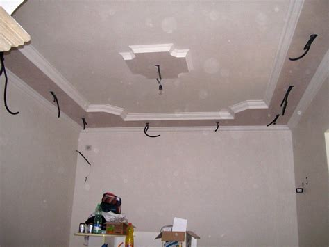 cartongesso soffitto foto soffitto in cartongesso di quinzi design 50048