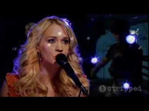 carrie underwood songs youtube some hearts carrie underwood stripped music youtube