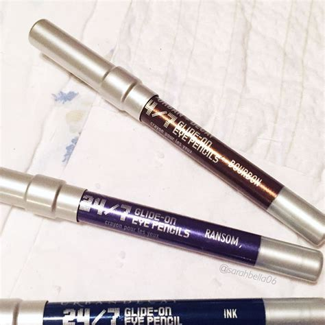 Eyeliner Pencil Decay decay 24 7 glide on pencil eyeliner set of 4