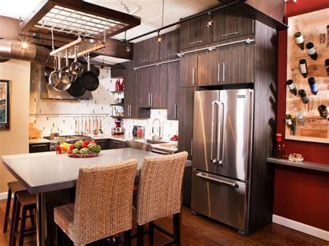 decoracion de cocinas peque 241 as con repisas