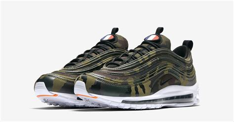 Nike Airmax Camo 01 nike air max 97 camo pack cool sneakers
