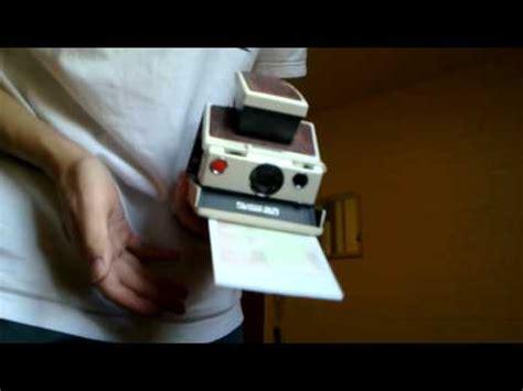 polaroid sx 70 land camera model 2 for sell youtube