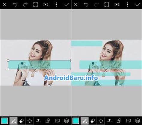 tutorial edit foto transparan cara edit foto ala awkarin tutorial ngedit garis transparan