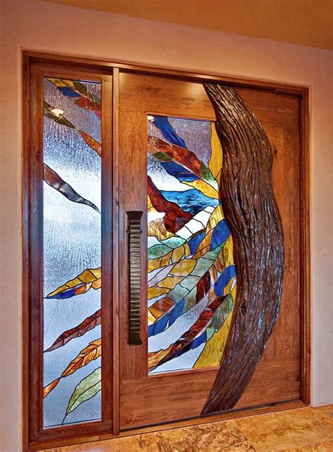 Build Your Dream Home solid wood and glass doors contemporary doors modern