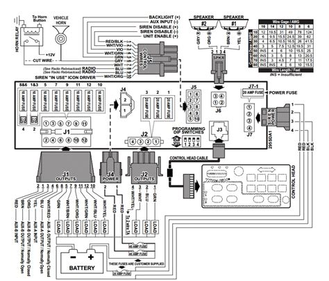 whelen sirens wiring diagram whelen traffic advisor wiring