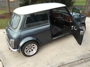Mini Cooper Right Drive 1964 Mini Cooper Right Drive For Sale Photos
